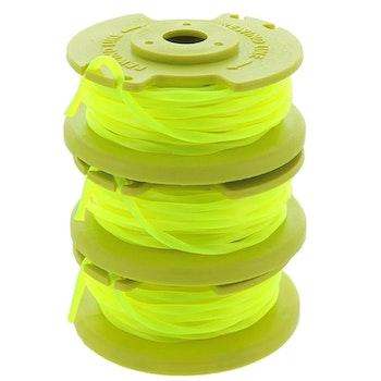 3st rullar på HELA 2.0mm trimmertråd Ryobi