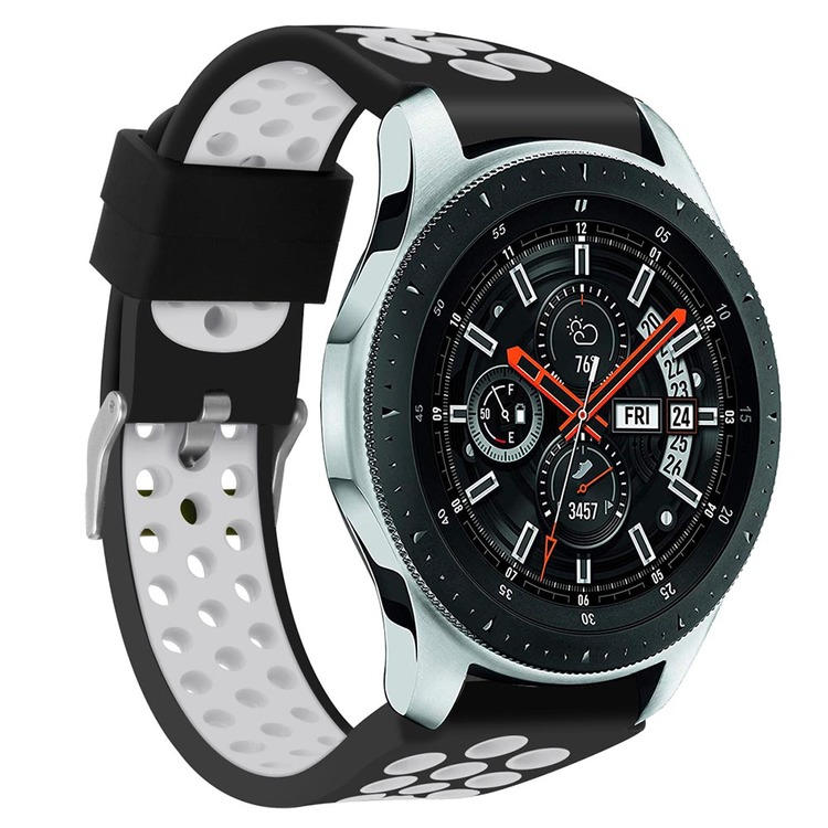 Samsung Galaxy Watch 46mm Svart/Vit