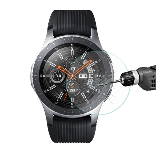 Skärmskydd Samsung Galaxy Watch 46mm Härdat Glas 0.3mm