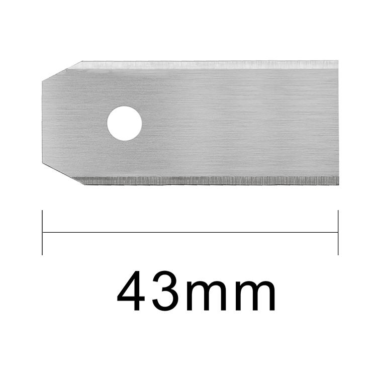 Extra långa Knivar på 43mm - 18st