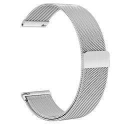 Milanesisk loop-armband till Galaxy Watch Active - Silver