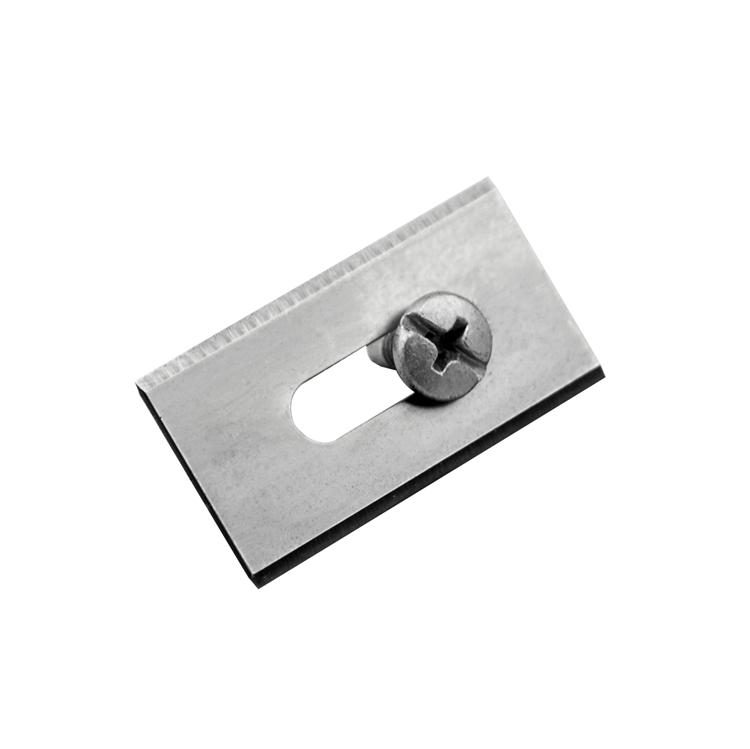 30st SJÄLV-VÄNDANDE knivar till AUTOMOWER 0,75mm