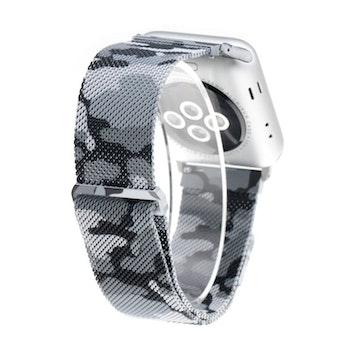 Apple Watch Armband Milanesisk 42/44mm Ljus KAMOUFLAGE