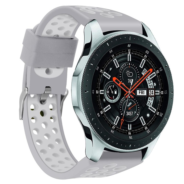 Samsung Galaxy Watch 46mm Grå/Vit