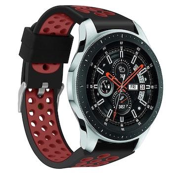 Samsung Galaxy Watch 46mm Svart/Röd