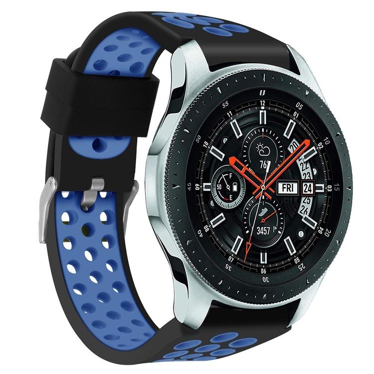 Samsung Galaxy Watch 46mm Svart/Blå