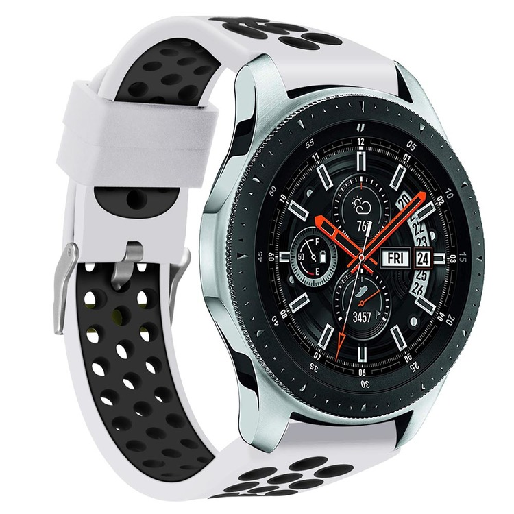 Samsung Galaxy Watch 46mm VIT/SVART