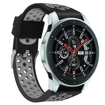 Samsung Galaxy Watch 46mm SVART/GRÅ