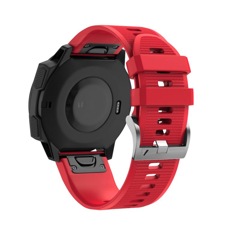Garmin Forerunner 935 / Fenix 5 / 5 Plus Röd