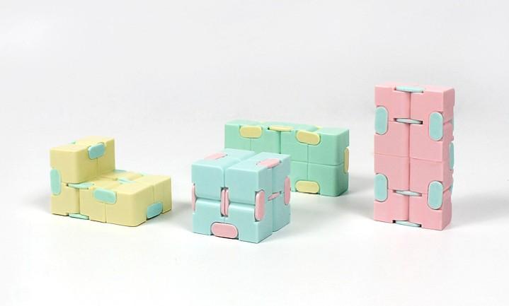 "Fidget ""Infinity"" Cube Antistress"
