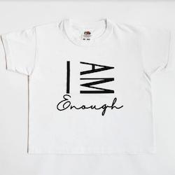 I AM Enough (barn)