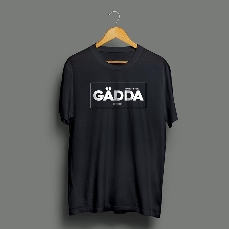 RIKTIGT STOR GÄDDA SANNINGEN (T-shirt)