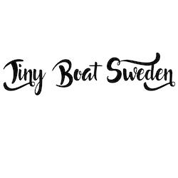 Tiny Boat Sweden (Dekal)