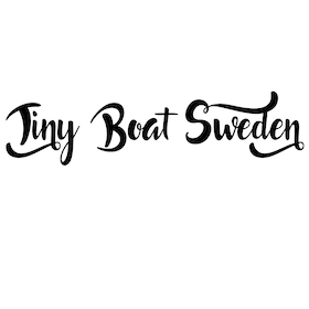 Tiny Boat Sweden (Dekal)