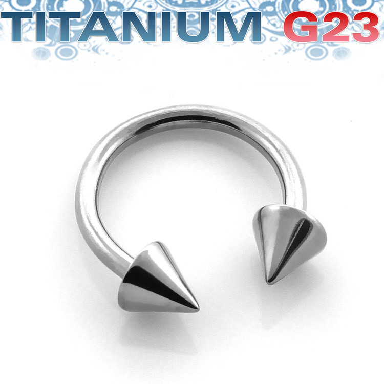 Titanium CBR 1.6mm med 5mm kon