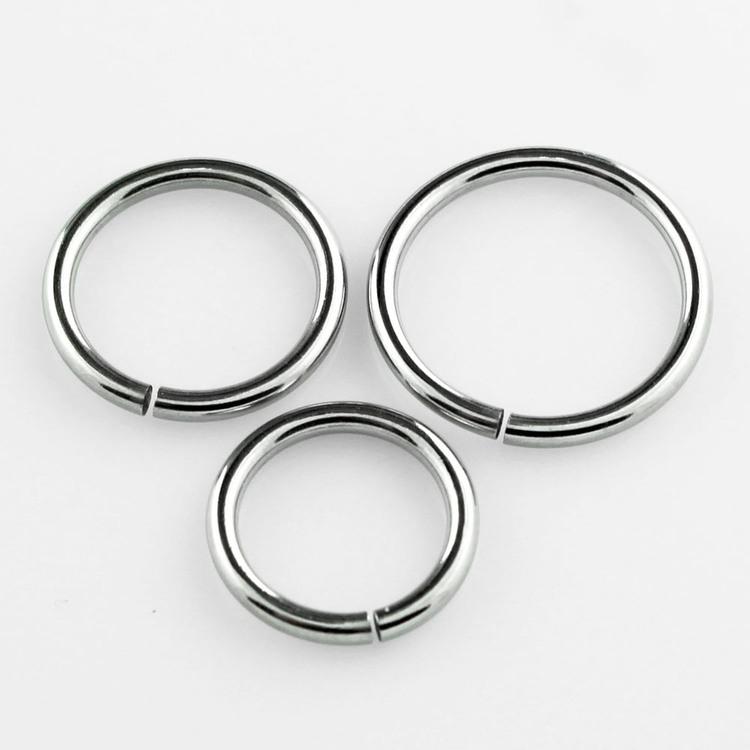 Sömlös ring 1.6mm
