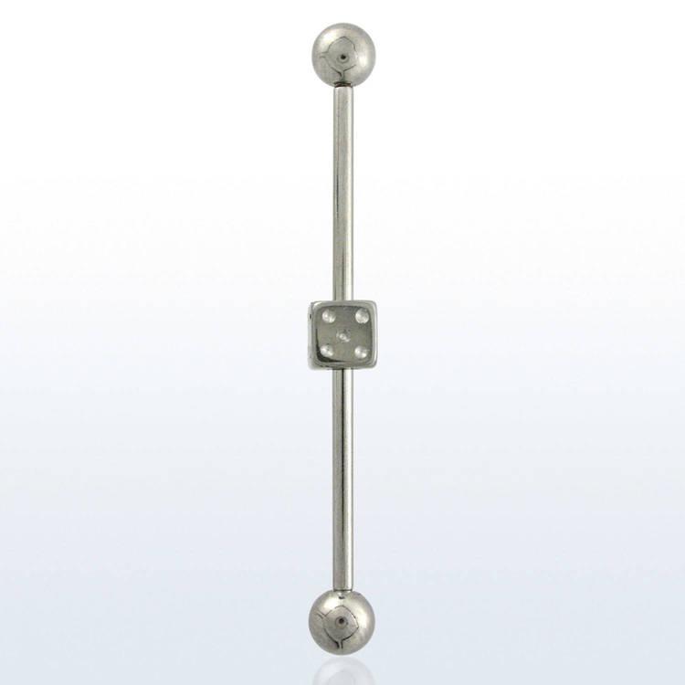 Industrial 1.6mm med kulor och tärning (38mm)