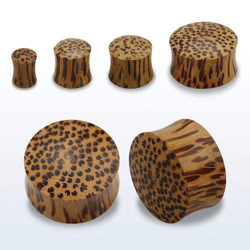 Coconut Wood Träplugg