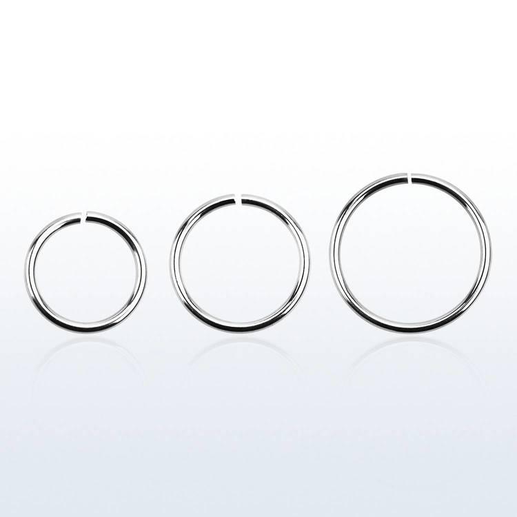 Sömlös / Seamless ring 1mm