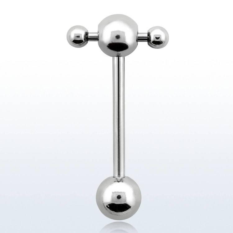 Tungstav / Barbell med spinnerbarbell