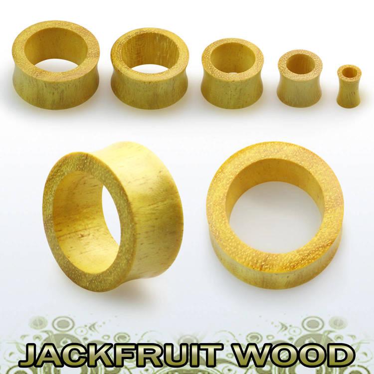 Trätunnel i jack fruit wood
