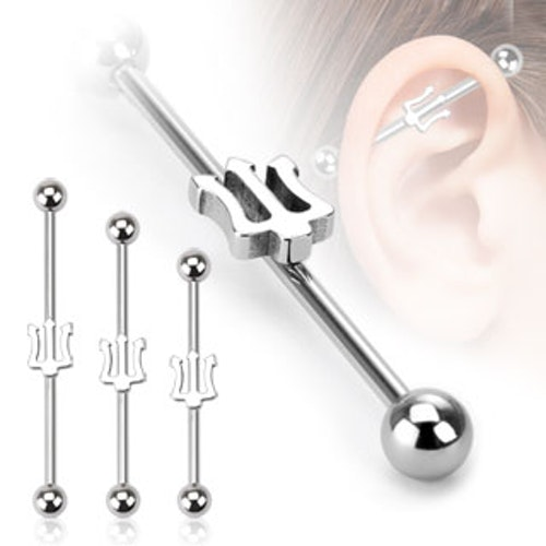Industrial Barbell 1.6mm - Treudd