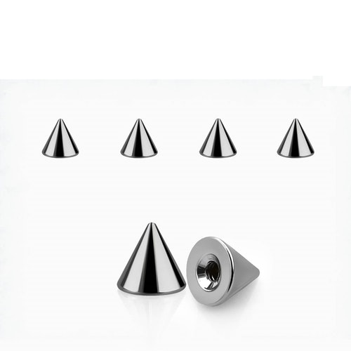 Lös kon 3mm diameter 1.2mm gänga (lös del)