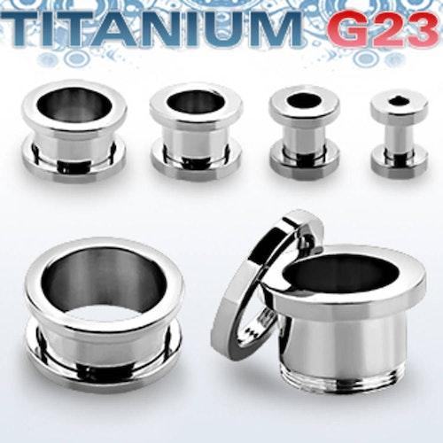 Tunnel i titanium