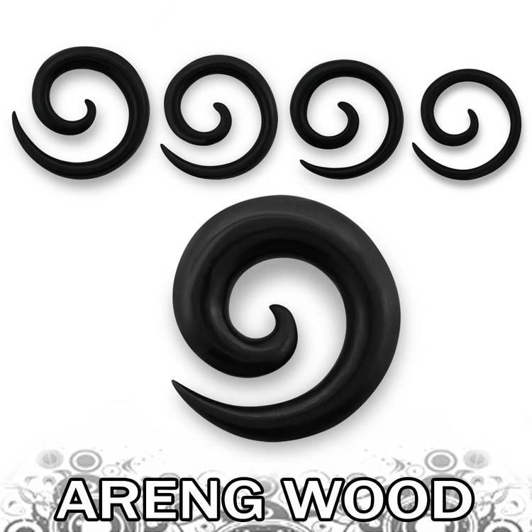 Spiral / töjning i trä areng wood