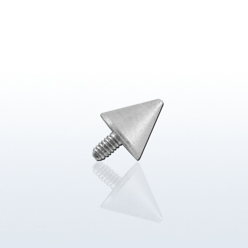Dermal piercing 1.2mm med kon