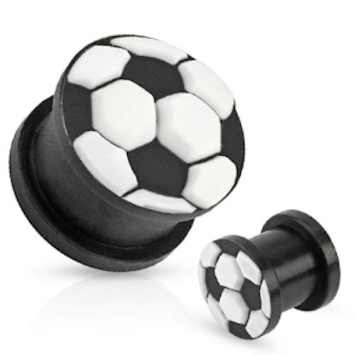 Silikonplugg - Fotboll