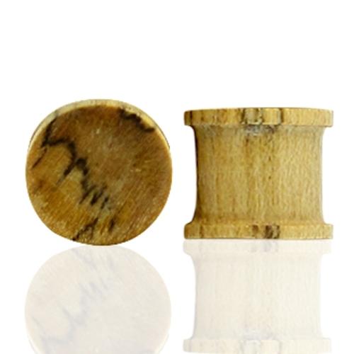 XL Handgjord plugg i trä (Tamarind wood)