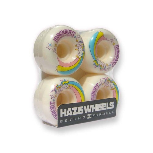 "Haze Wheels-"" MACKRODT 10YRS SERIES"""