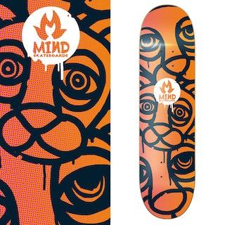 """Mind Skateboards """"Lion"""""""
