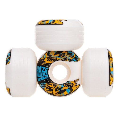 "Haze Wheels 52mm ""Death On Acid"""