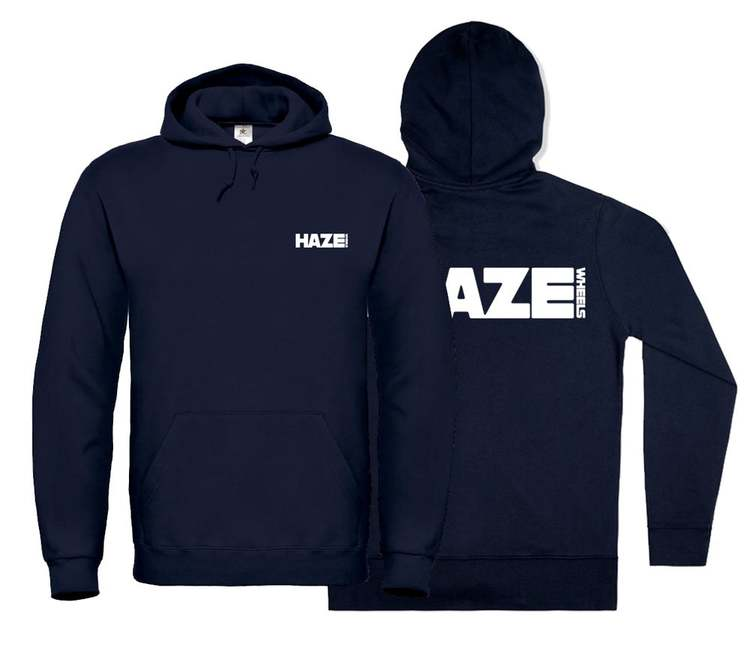 "Haze Wheels ""Big Box Logo"""