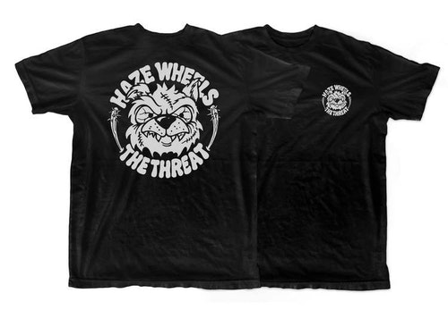 "Haze Wheels ""The Threat"" Back Print"