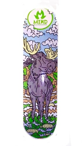 "Mind Skateboards ""Moose"""