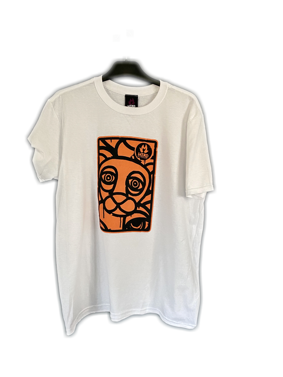 "Mind Skateboards ""Animal Chest Tee"""