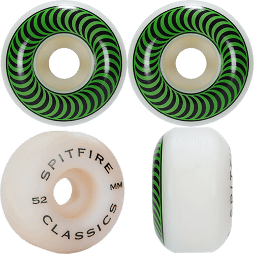"Spitfire Wheels-""Formula Four Classic"" 52mm"