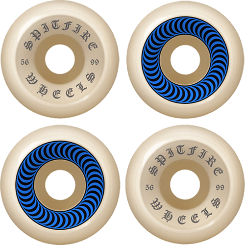 "Spitfire Wheels-""Formula Four Classic"" 56mm"
