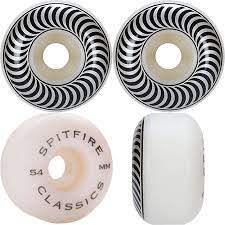 "Spitfire Wheels-""Formula Four Classic"" 54mm"