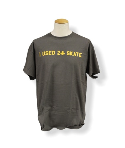 """Low Card-""""I used to skate"""""""