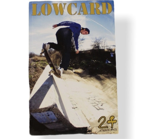 """Low Card-""""Issue 65"""""""
