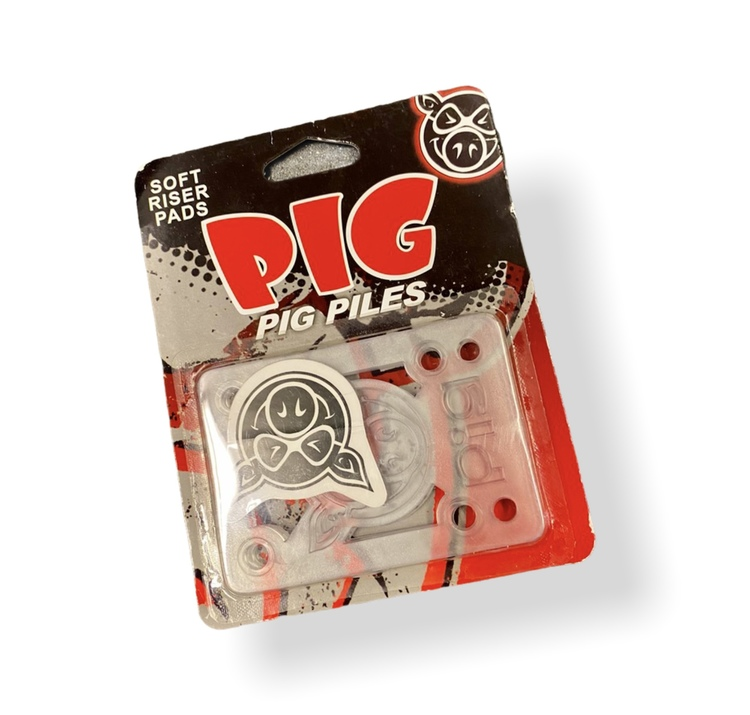 "PIG Piles ""Soft Raiser Pads 1/8"""