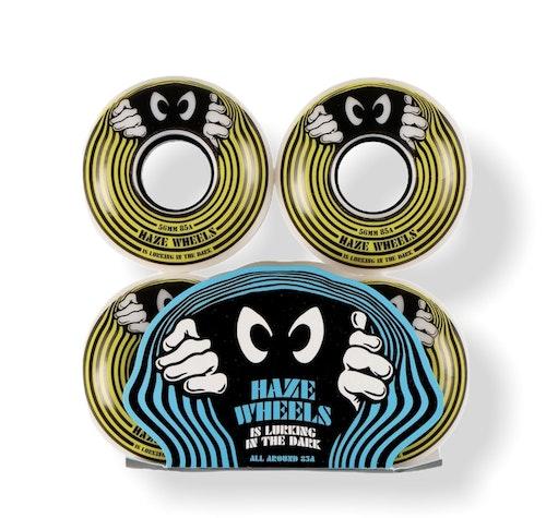 "Haze Wheels 56mm ""Lurk"""