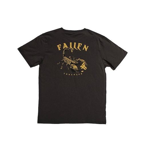 FALLEN - SCORPION Tee - CHARCOAL