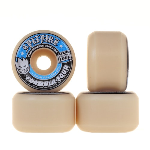 """Spitfire Wheels-""""Formula Four Conical Full"""" 52mm"""