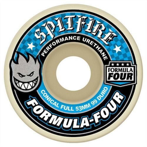 """Spitfire - """"Formula Four Conical Full"""" - 53mm 99Du"""