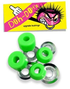 Gröna Shorty´s Doh-Doh´s